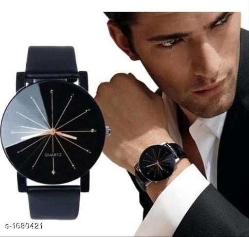 Attractive Men's Analog Watch