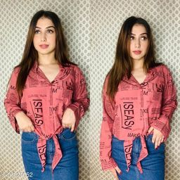 Classy Printed Top For Women