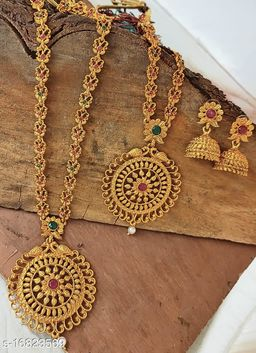 South Wome's Gold Plated Jewellery Sets