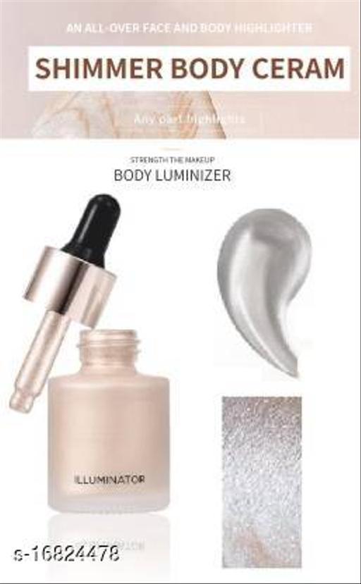 seyblush Professional Iconic Illuminator Liquid Highlighter (Shine)  Highlighter (Shine)