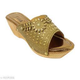 Fiia Women Fashion Stylish Sandals Footwear For Wedding & Party - 01