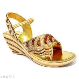 Fiia Women Fashion Stylish Sandals Footwear For Wedding & Party