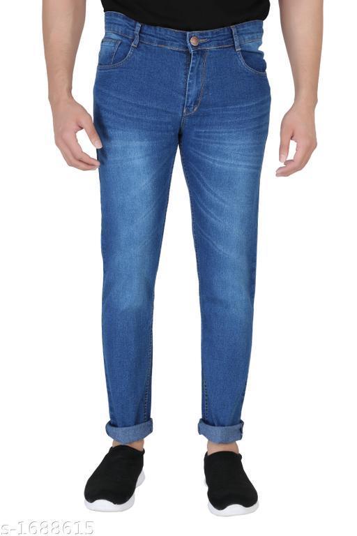 Stylish Denim  Men's Jean