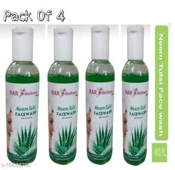 Neem Tulsi face wash(Pack of4)