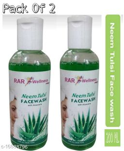 Neem Tulsi face wash (pack of 2)