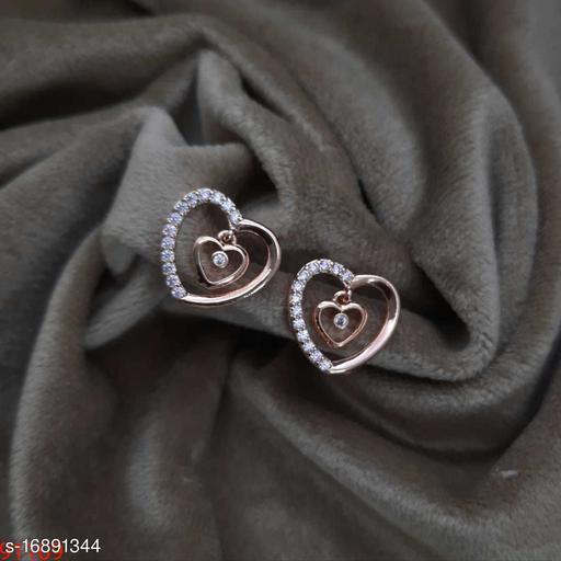 Wastern Look Stud Earrings fro Women DERD1106
