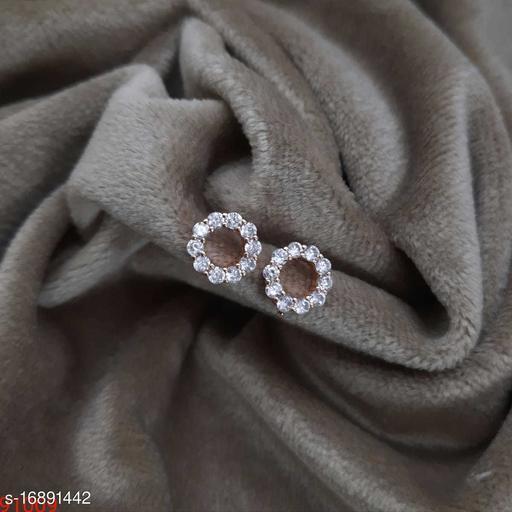 Wastern Look Stud Earrings fro Women DERD1101