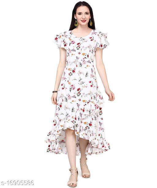 Matma Fashion Printed Maxi Dress