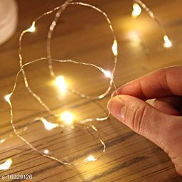 Fairy Lights with 30 LEDs Warm White 3 Meter AA Battery Powered, Waterproof, Copper Wire String lights