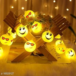 16 LED Emoji  Light Corded Electric for Birthday/Party Decoration