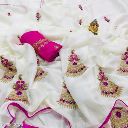 VISHWA JUMKHA BEAUTIFUL TRNDY SAREE