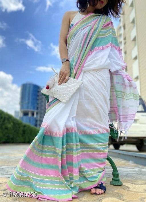 New Khadi Saree
