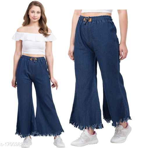 Vesture Forge Beautiful Fancy Flayered Jeans