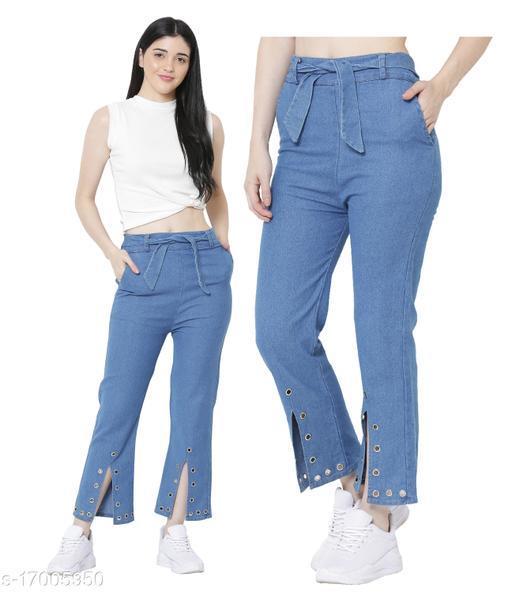 Junction21 Women Flared Jeans