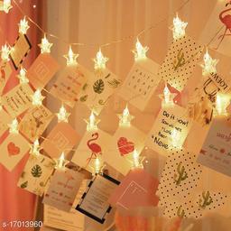 Star Photo Clip Lights 20 LED (Warm White 3M)