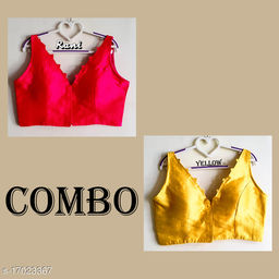 Trendy stylish Phantom Silk Blouse