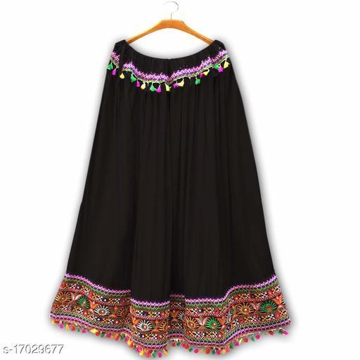 DIAMO Traditional Ethnic Festive Long skirt