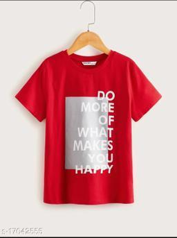 DAGCROS Boys Printed t-shirt
