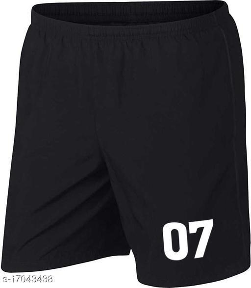 007    Men's Sports Stretchable Shorts