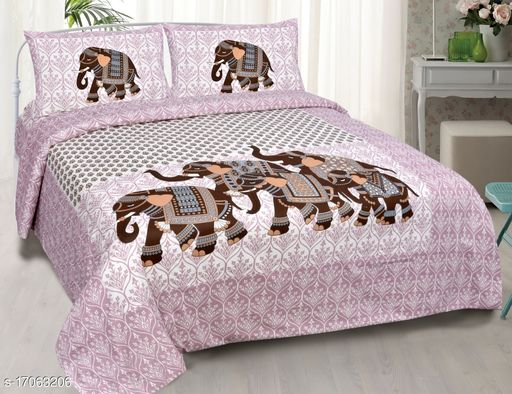 seltosh double size with two pillow cover