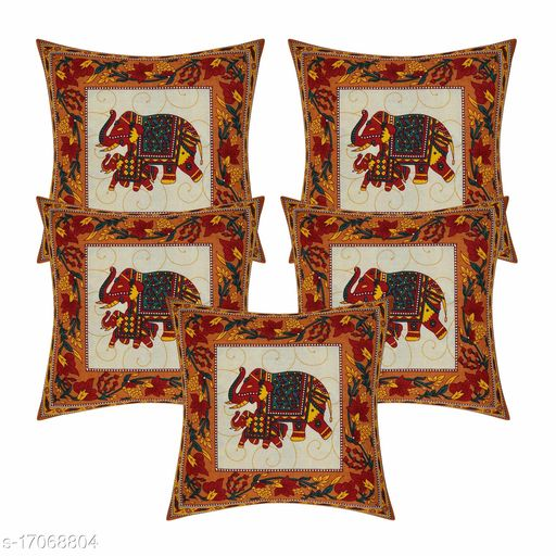 SkyKross  stylish cotton cushion cover