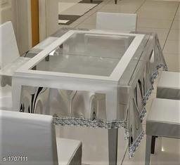 Trendy Elegant Dining Table Cover