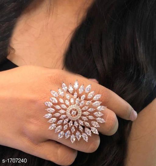 Women's American Diamond Rings