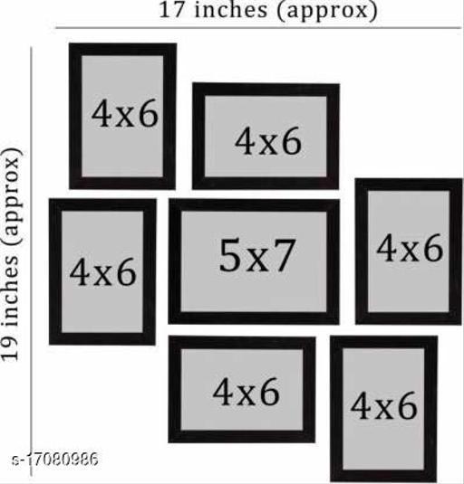 Classic Multiple Frames