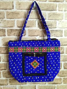BANDHANI WOOMEN SHOULDER BAG(DARK BLUE)