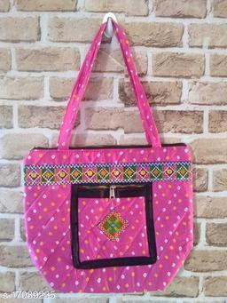 BANDHANI WOOMEN SHOULDER BAG(PINK)