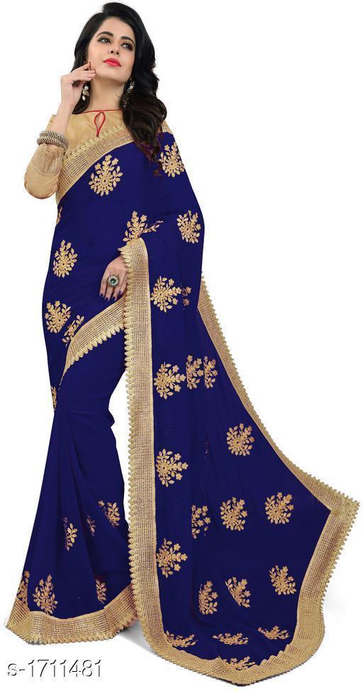 Ethnic Women's Saree