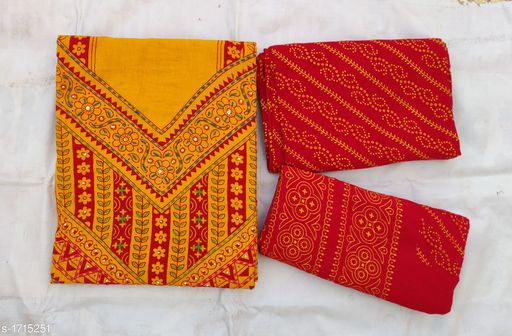 Stylish Cotton Suits & Dress Material