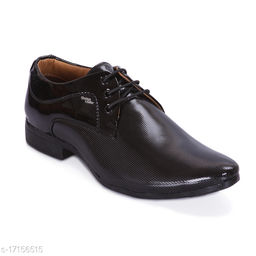 Patent Formal Party Special Event Stylish Lace Up Shoe For Men