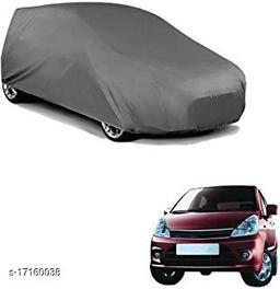WK Car Body Cover For Maruti Zen Estilo  (without mirror Pocket)