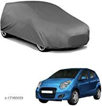 WK Car Body Cover For Maruti A-star (without mirror Pocket)