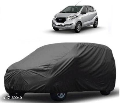 WK Car Body Cover For Datson Redigo (without mirror Pocket) )