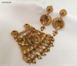 Elite Bejeweled Pendants & Lockets