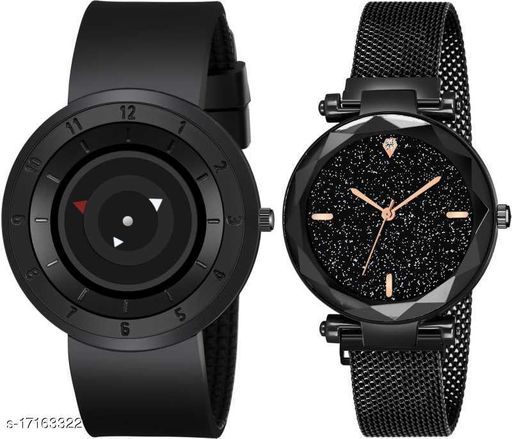 special design watches for couple