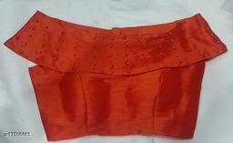 Fancy Malabari Silk Blouse