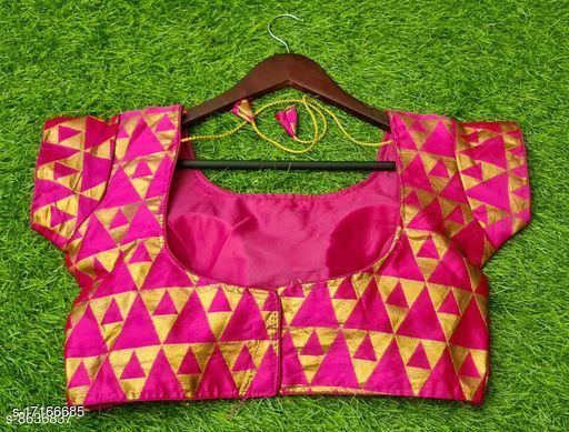 casual wear ready made stiched blouse