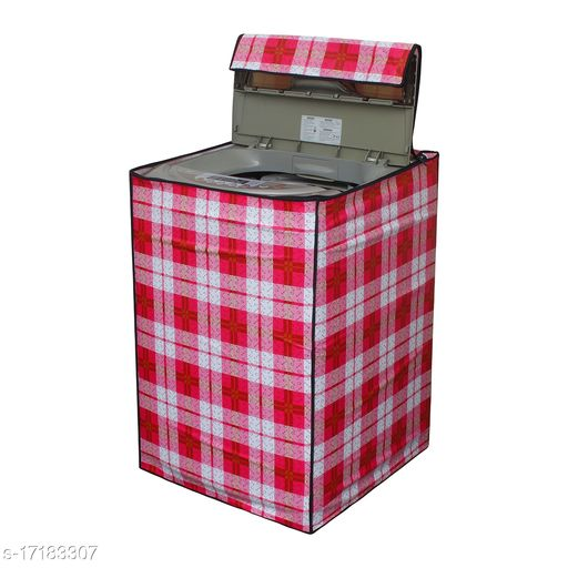 Glassiano Washing Machine Cover for Fully Automatic Top Load Lloyd LWMS72L 7.2 kg Washing Machine, CAM09