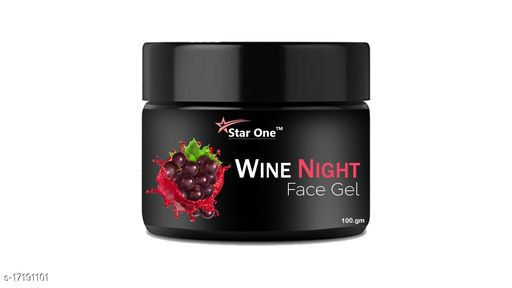 Wine night face gel@1