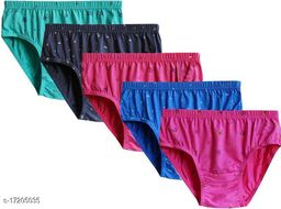 Women Pack of 5 Seamless Panties