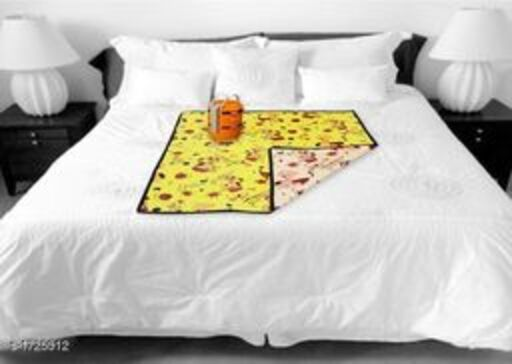 Trendy Reversible Bed Food Server Mat