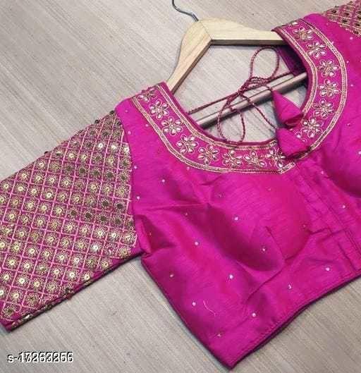 Bollywood Heavy Fancy Blouse By Zoya