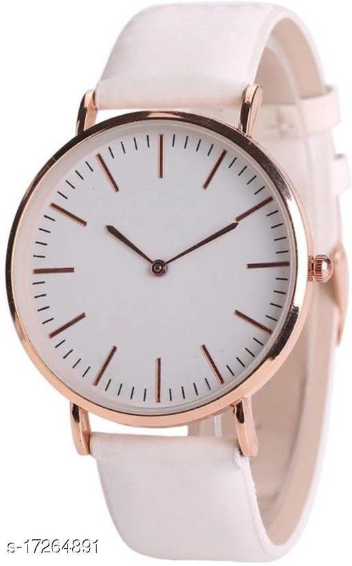 Miss perfect Attractive Stylish Brown speed Collection Print Gift New Watch