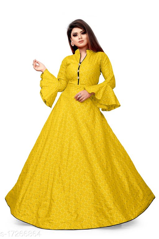 latest fashionable gown for girls #new collection # party # tredding gown #casual