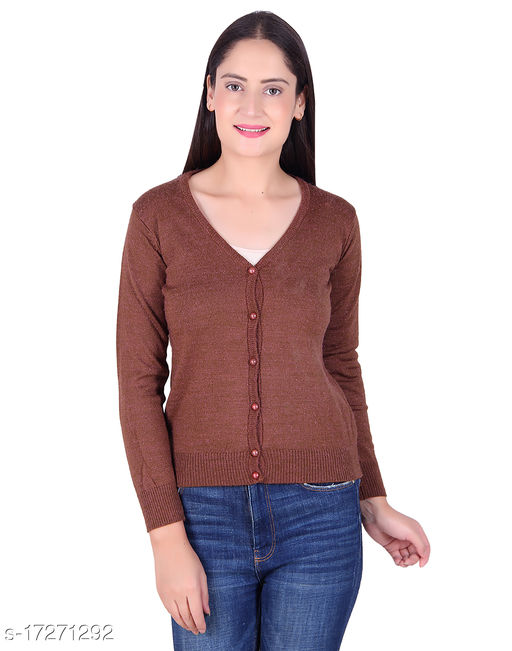 Colourful  Women's   Sweaters