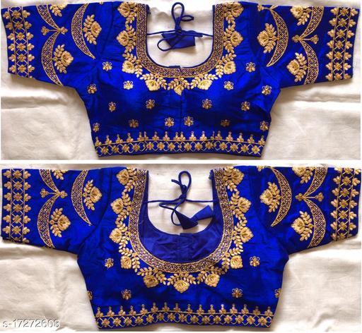 radhakrishna - 5 embroidery stiched blouse