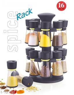 16 In 1 Spice Jar Rack